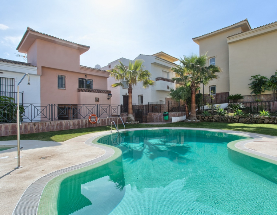 Townhouse in Alhaurin Golf for sale