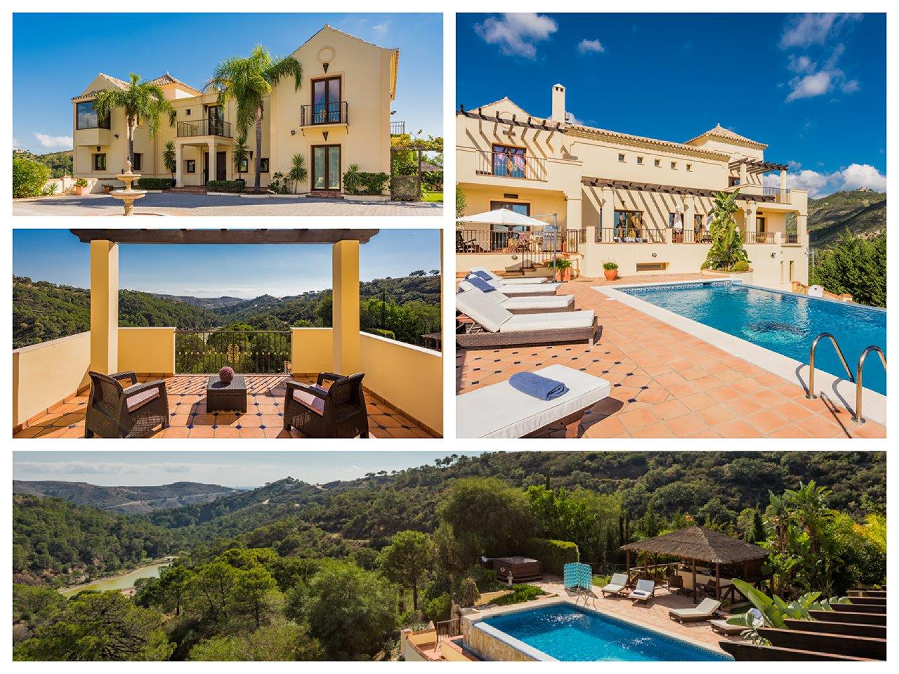 Luxe villa in Benahavis te koop (Monte Mayor)