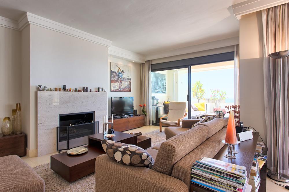 Penthouse in Los Monteros Hill Club (Marbella)