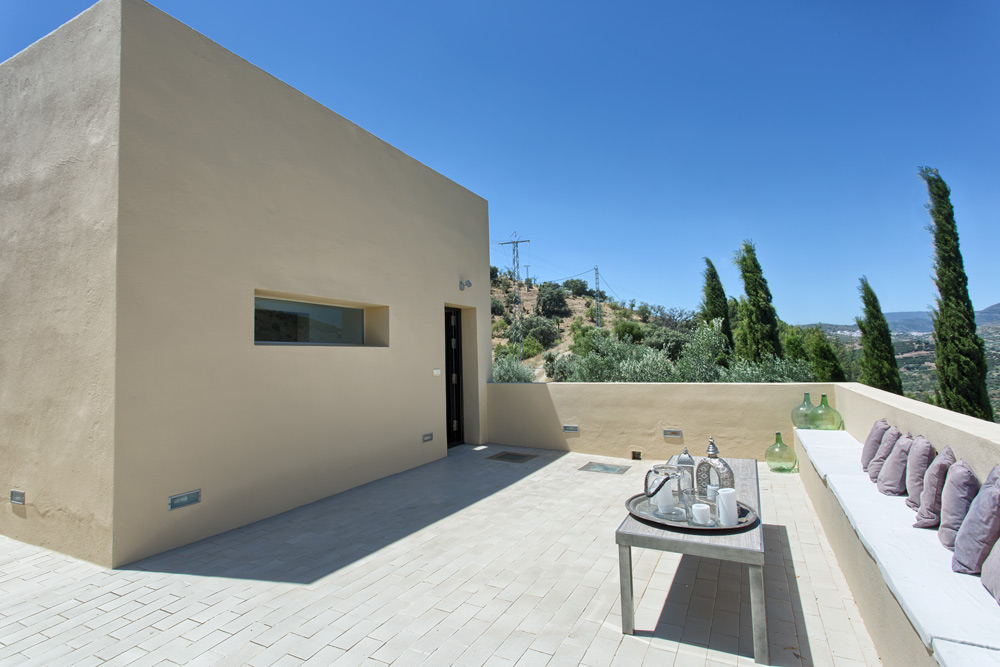 Contemporary design villa in Coin for sale