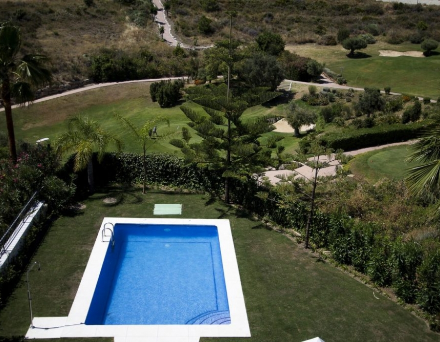 Villa in Estepona for sale (La Resina Golf and Country Club)