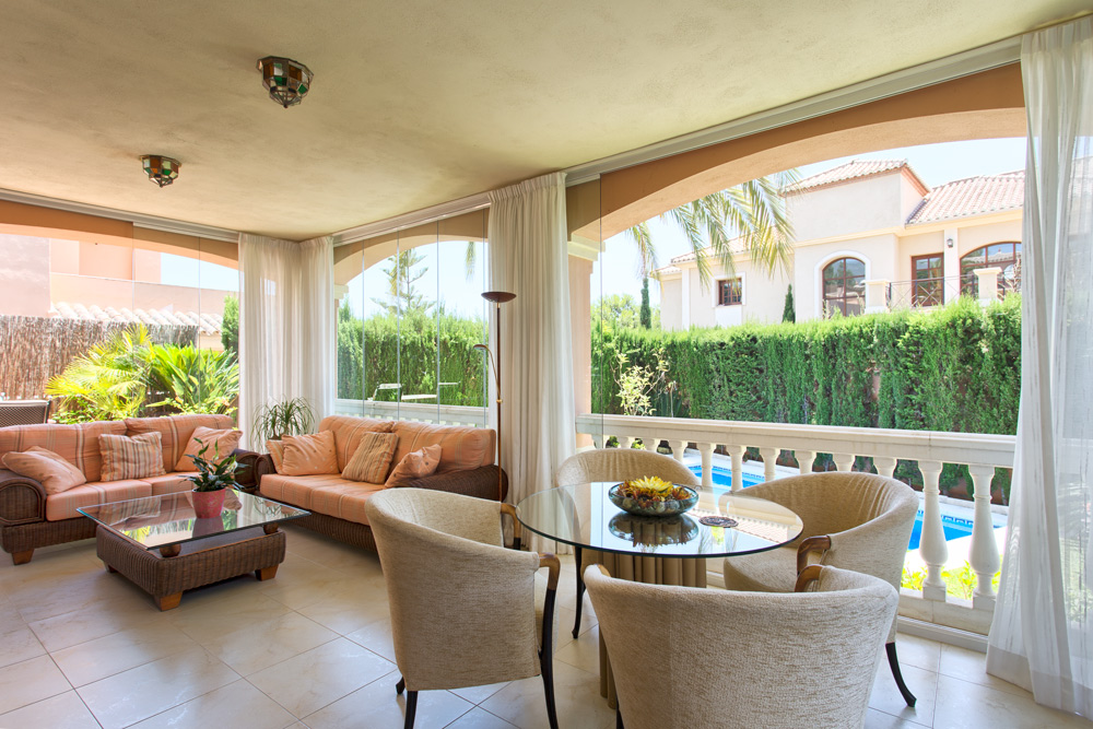 Detached villa in Marbella centre for sale