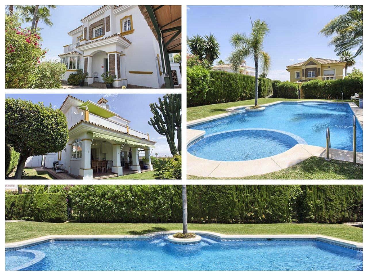 Villa in Monte Biarritz te koop (Estepona)