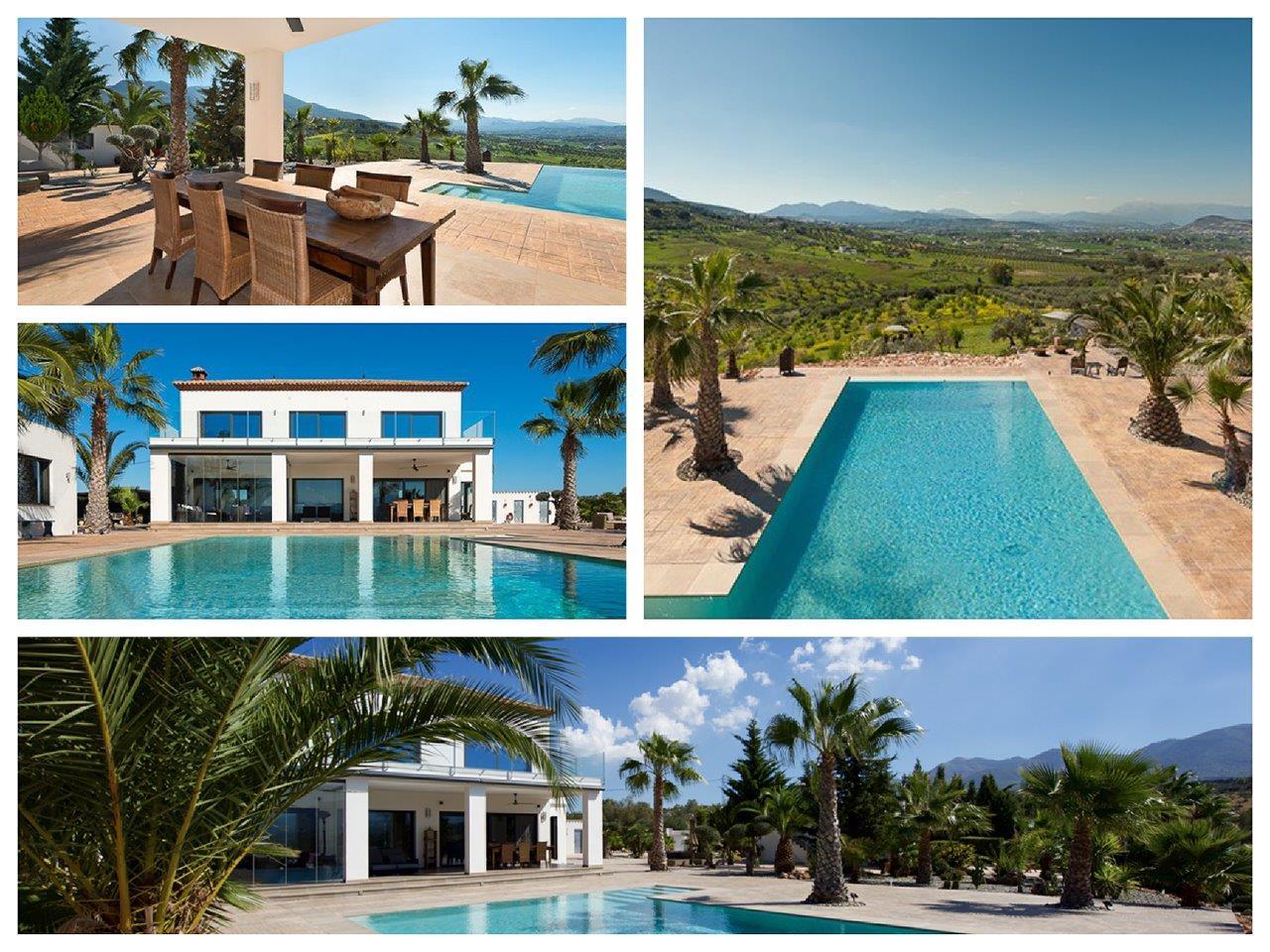 Moderne villa in Alhaurin el Grande te koop