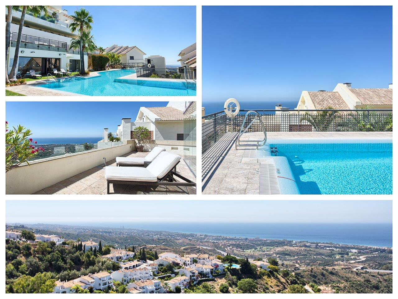 Penthouse in Los Monteros Hill Club (Marbella) for sale