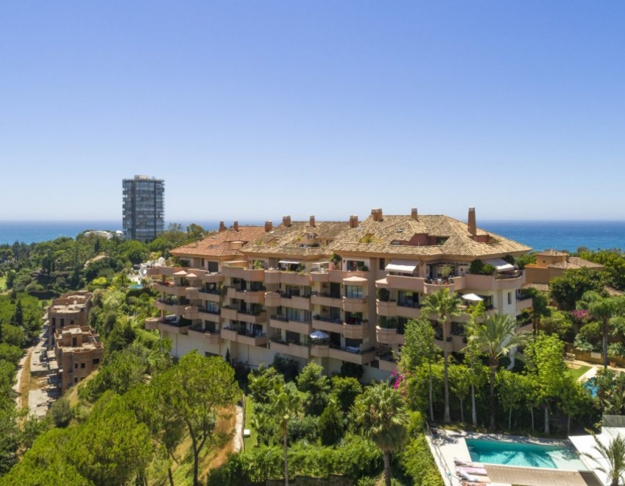 Penthouse in Marbella for sale (Rio Real)