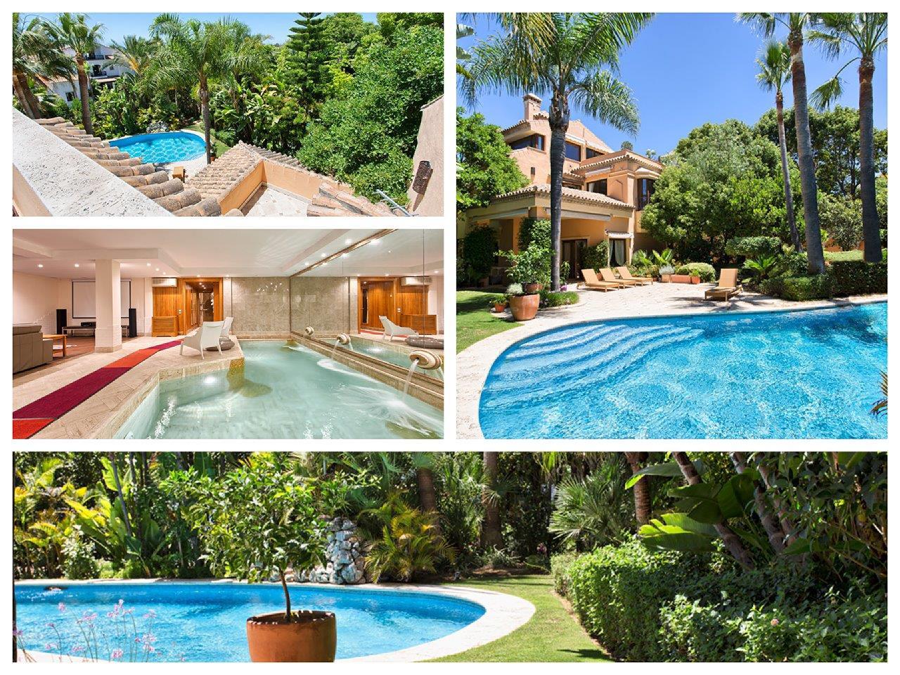 Villa in Altos de Puente Romano Marbella for sale