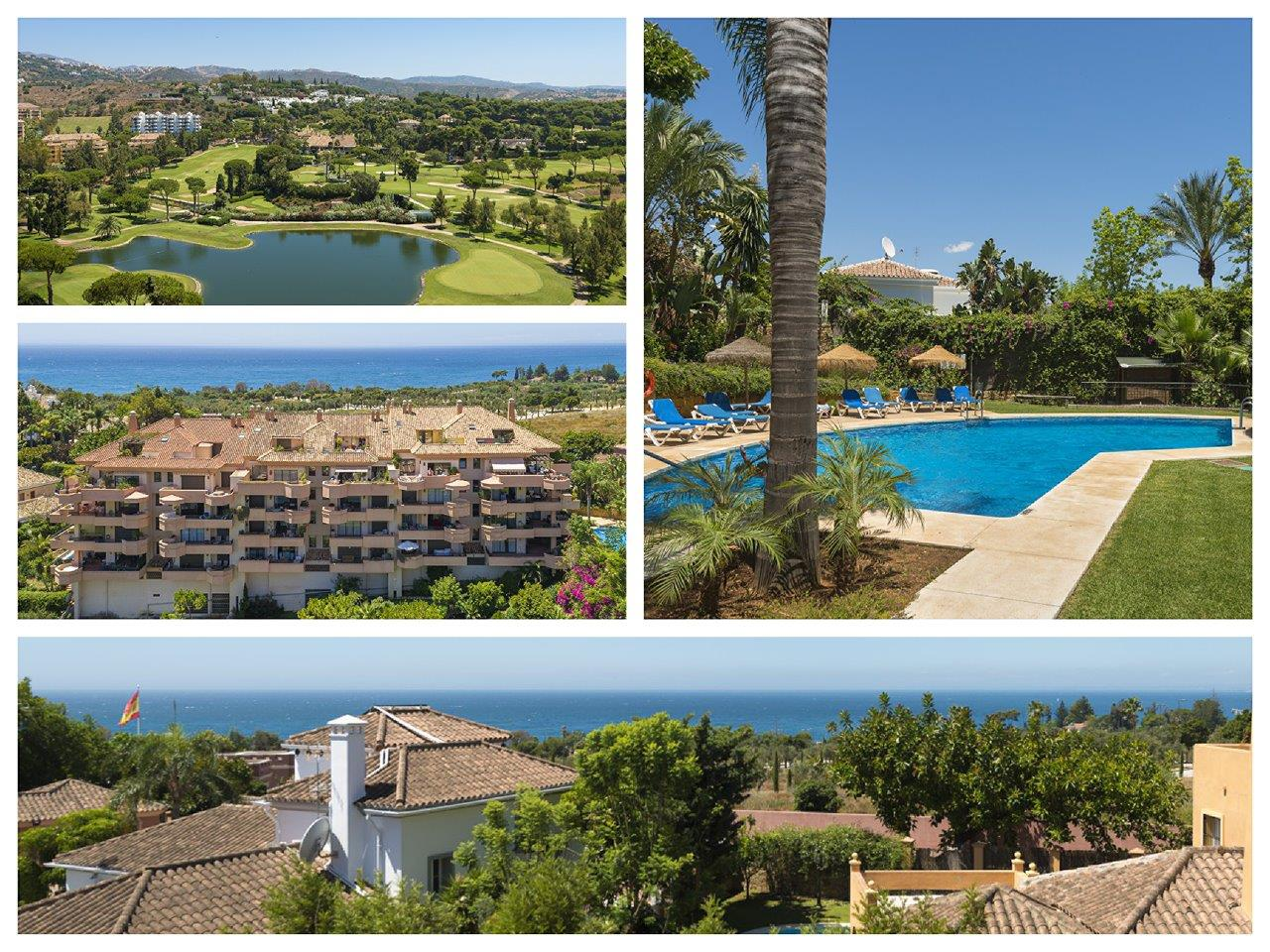 Penthouse in Marbella te koop Rio Real