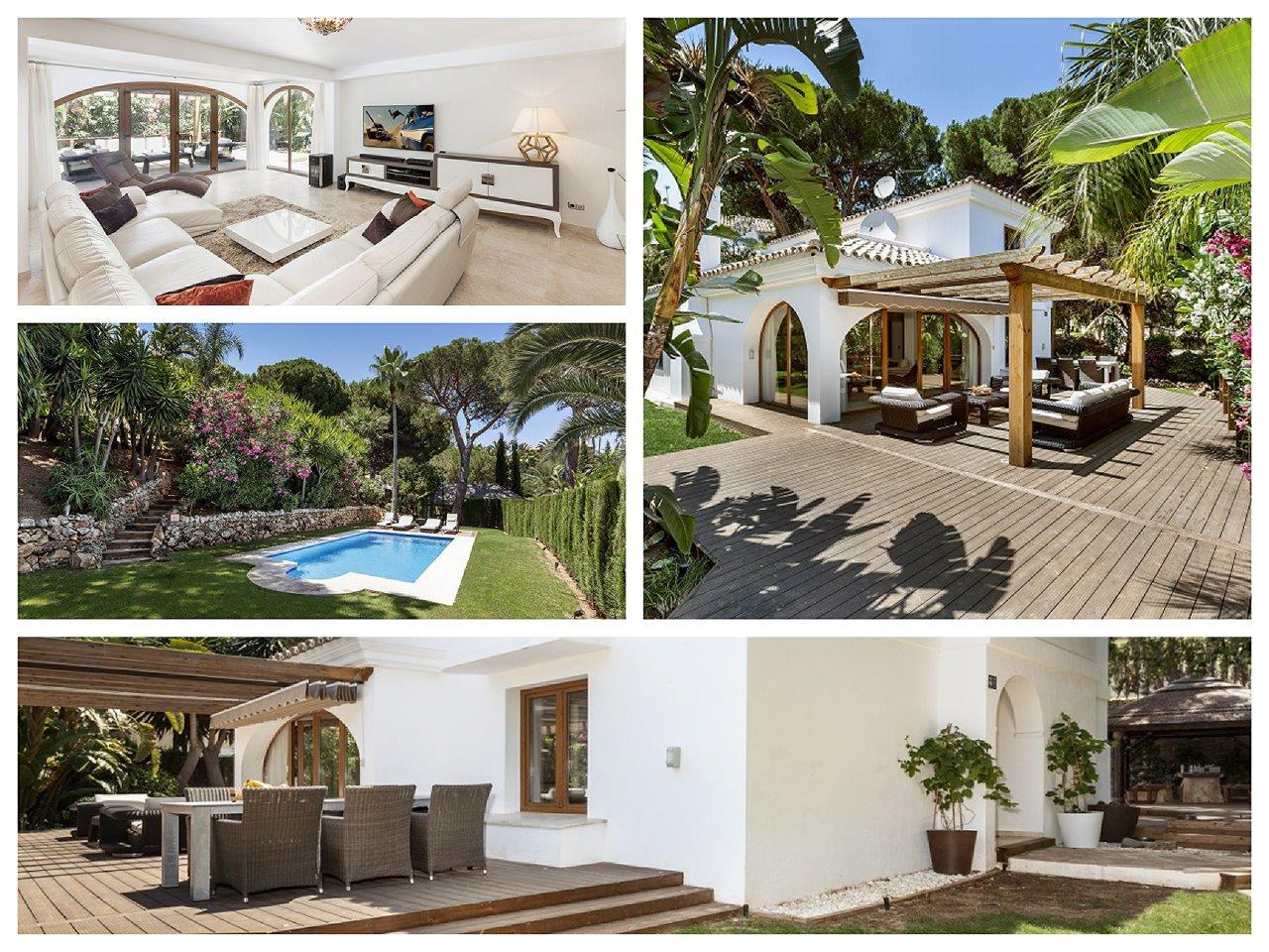 Villa in Elviria Marbella te koop