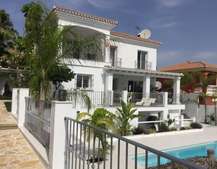 Villa in Coin (Las Delicias) for sale