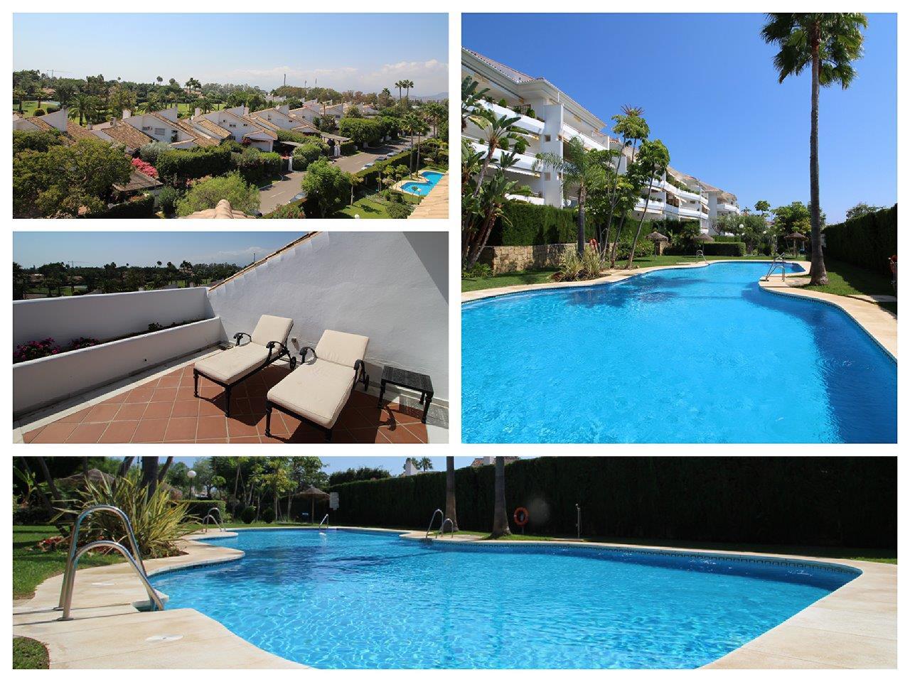 Penthouse in Guadalmina Baja Marbella te koop (Hoyo 15)