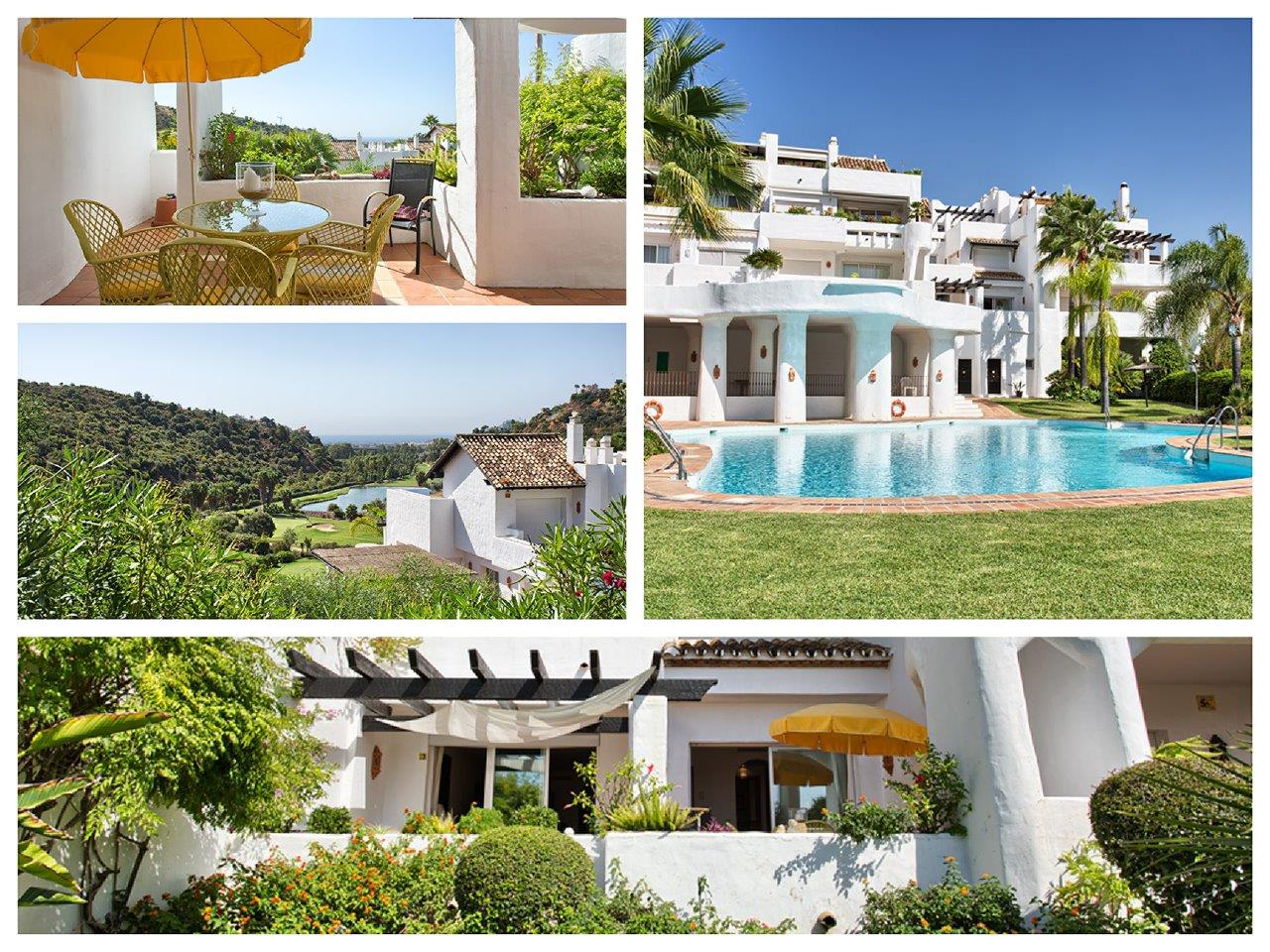 Appartement in La Quinta Golf Benahavis te koop