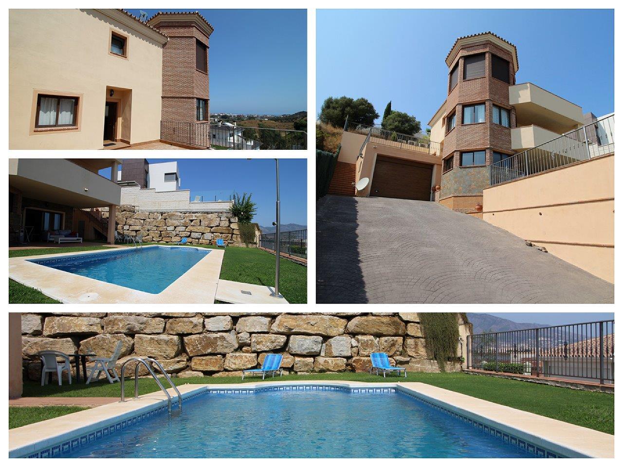 Villa in Cerros del Aguila te koop (Mijas Costa)