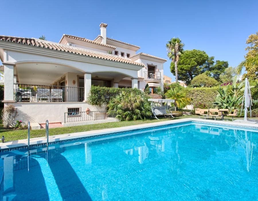 Villa in Aloha Marbella (Nueva Andalucia) for sale