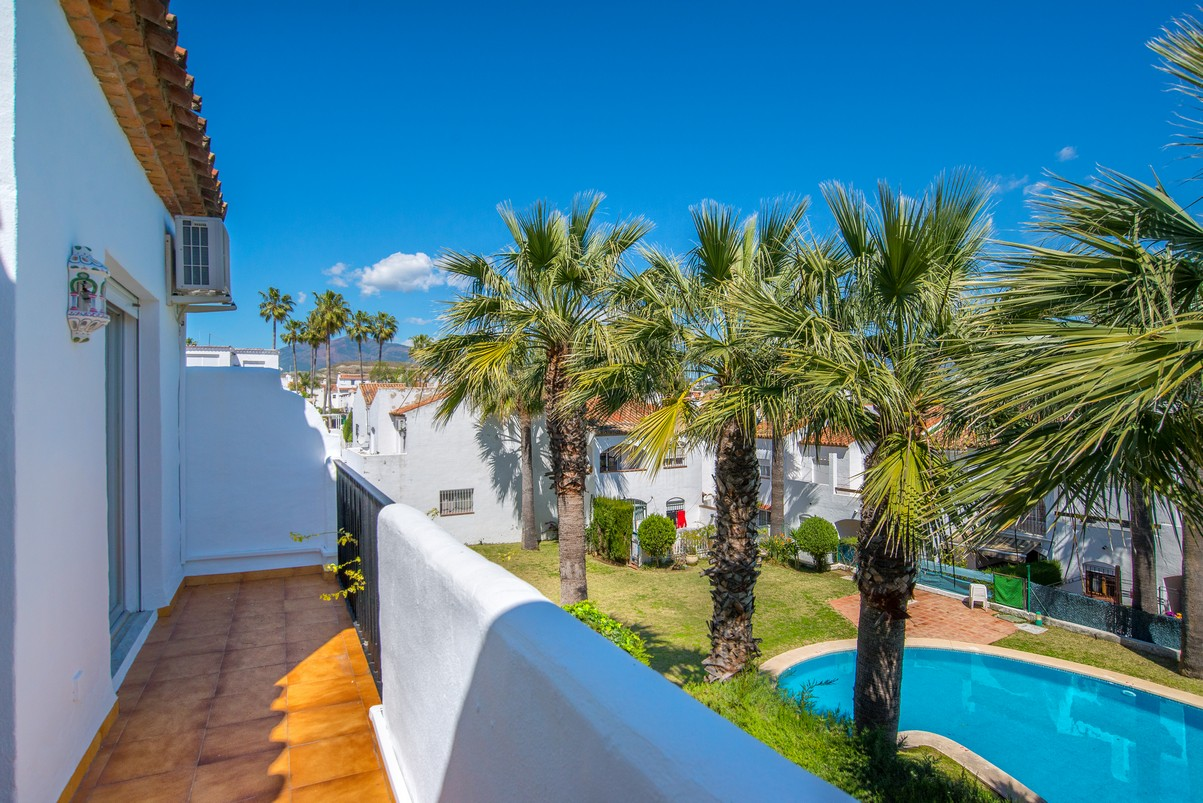 Balcony in Estepona