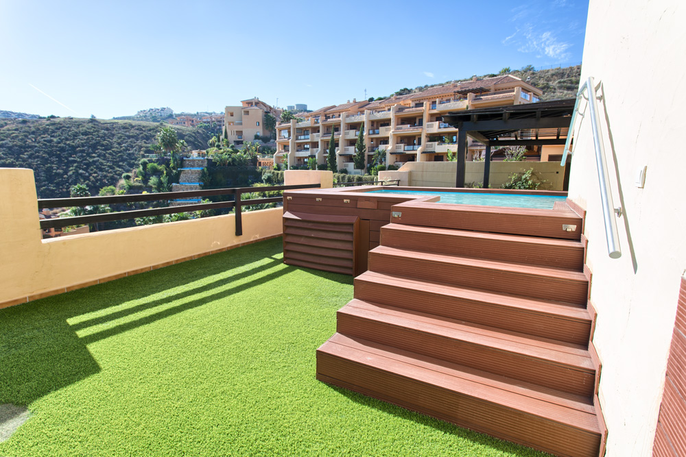 Penthouse in Mijas Costa - Calanova Sea Golf for sale