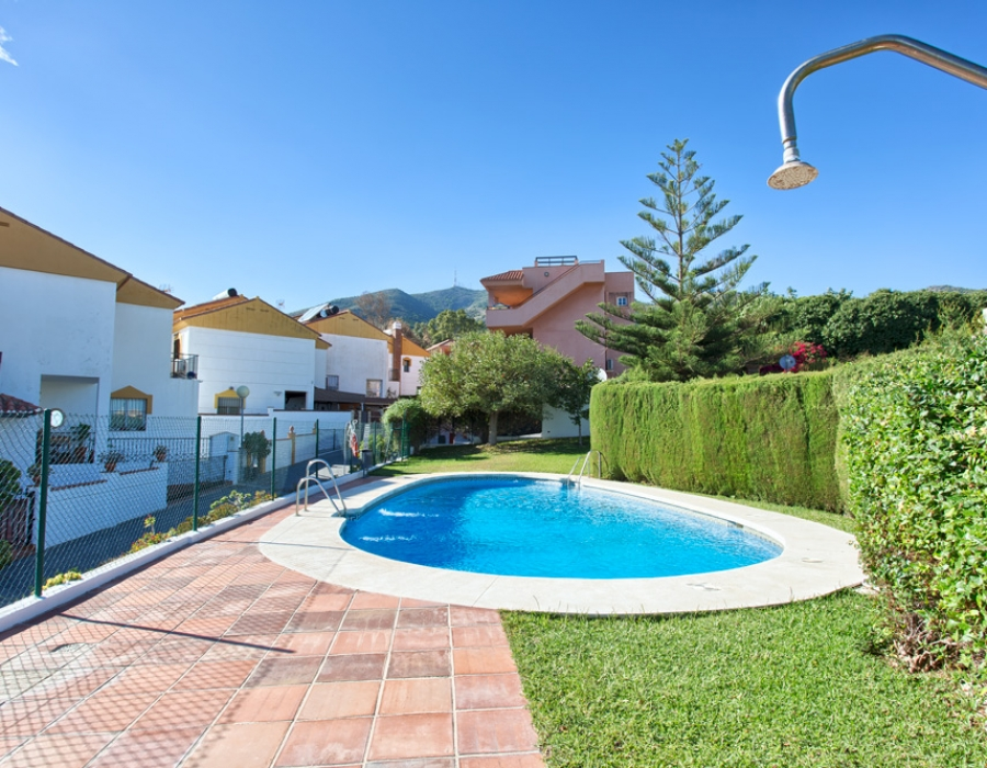 Detached villa in Benalmadena for sale