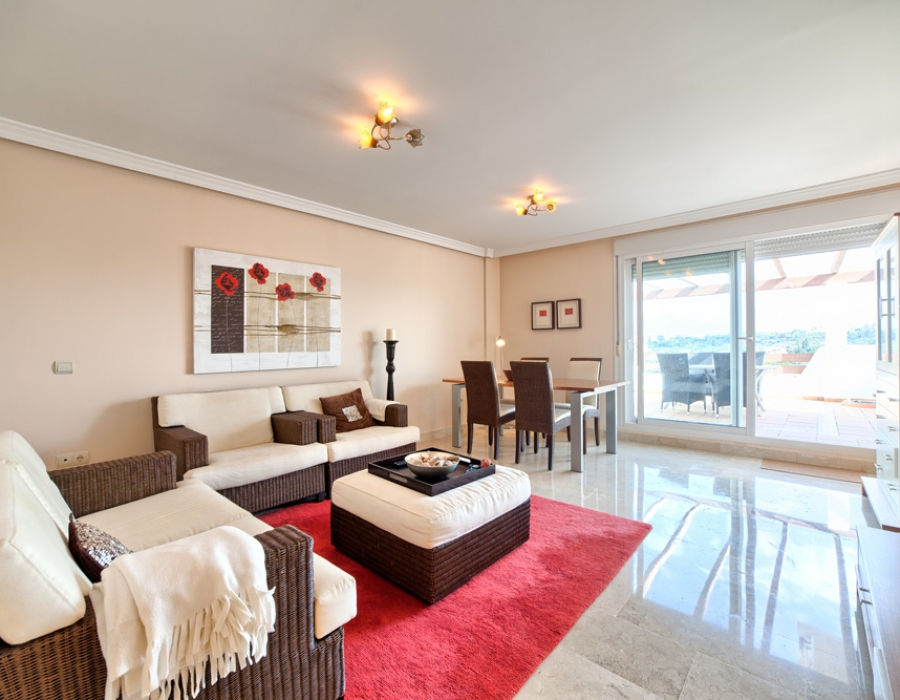Interior apartment in Estepona