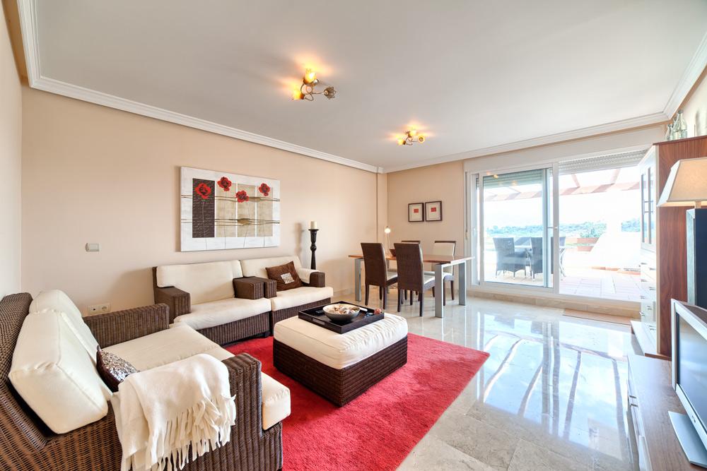 Interior apartment in Estepona