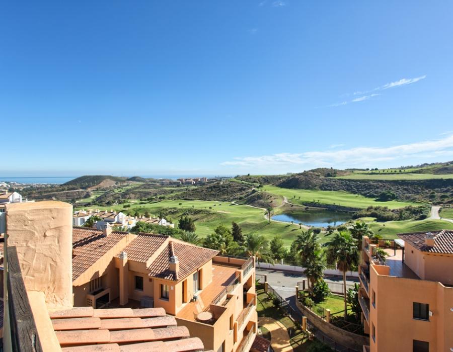 Penthouse in Mijas Costa - Calanova Sea Golf for sale