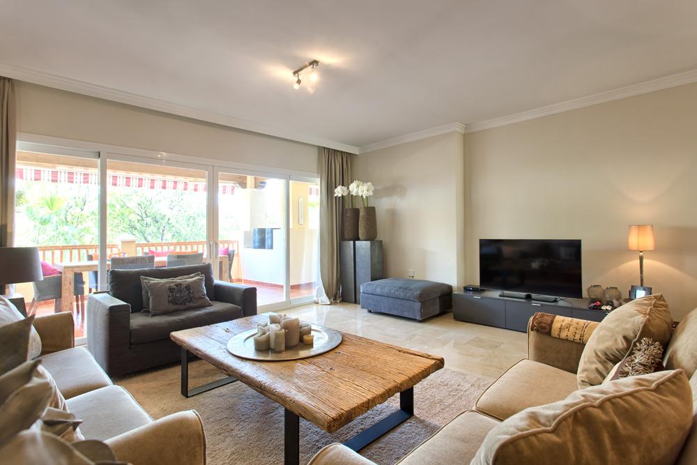 Interior apartment in Marbella