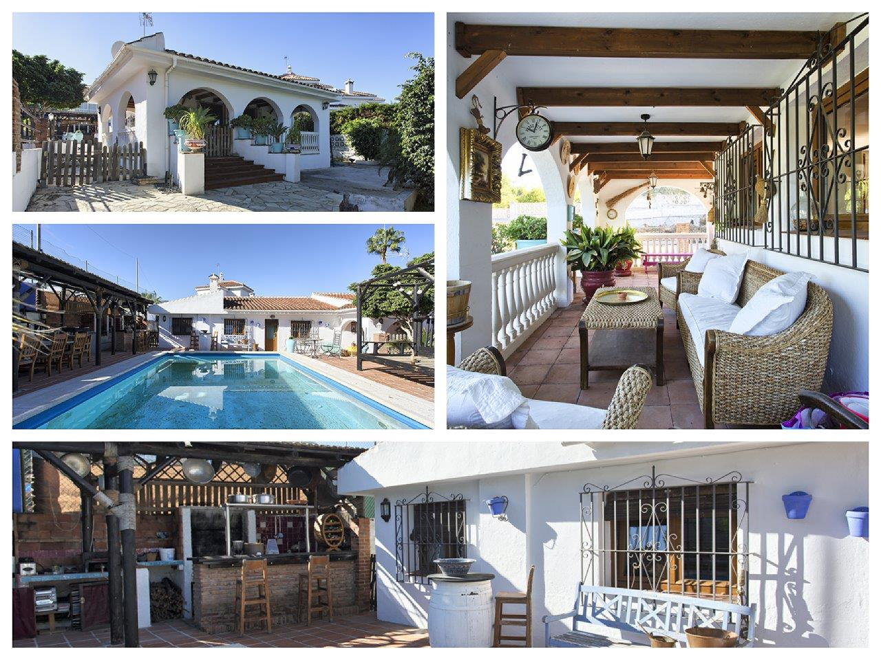 Villa in Pinos de Alhaurin te koop