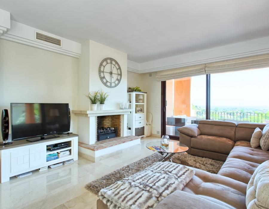 Interior apartment in Benahavis