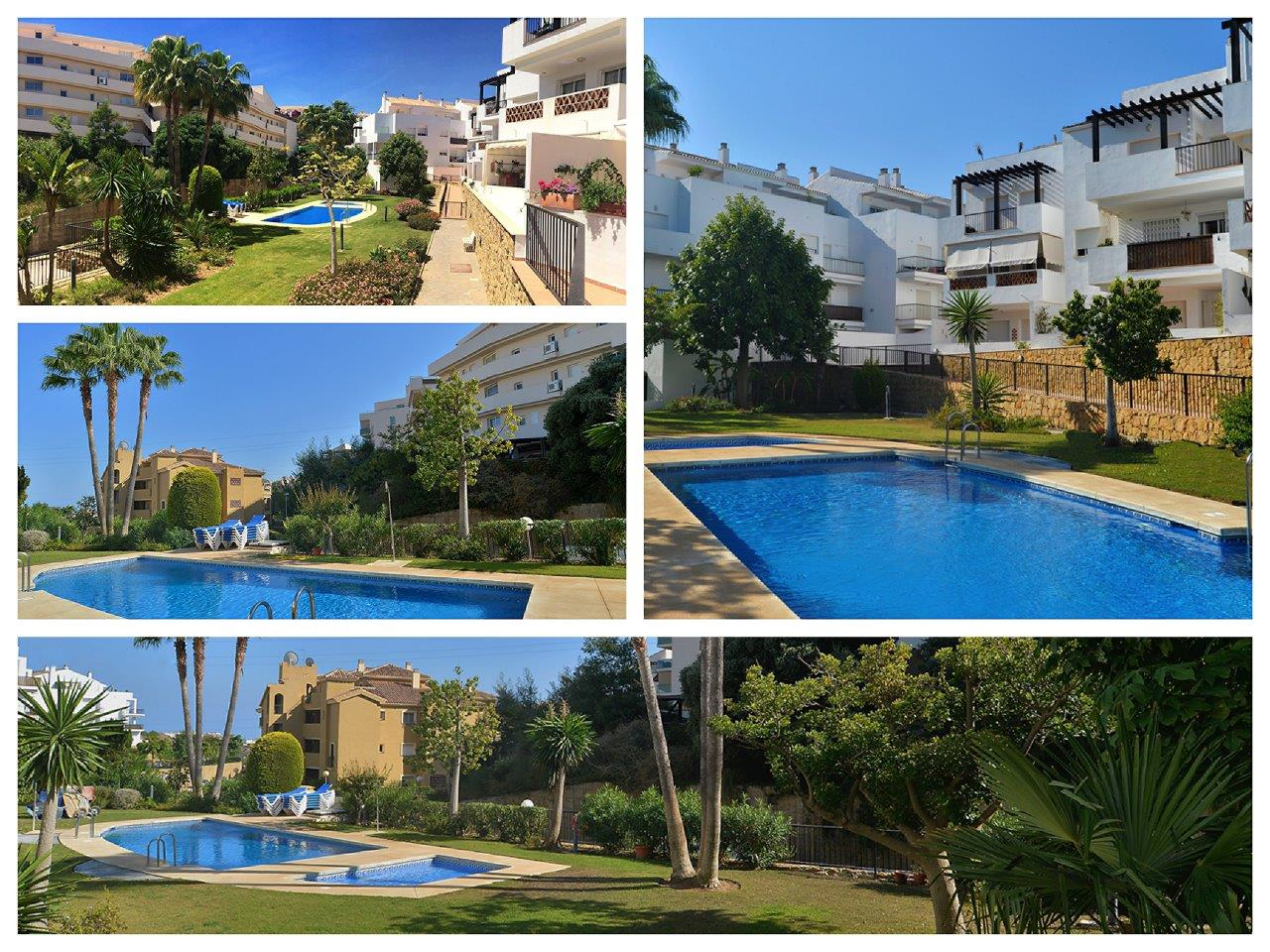 Appartement in Miraflores Seaflower (Mijas Costa) te koop