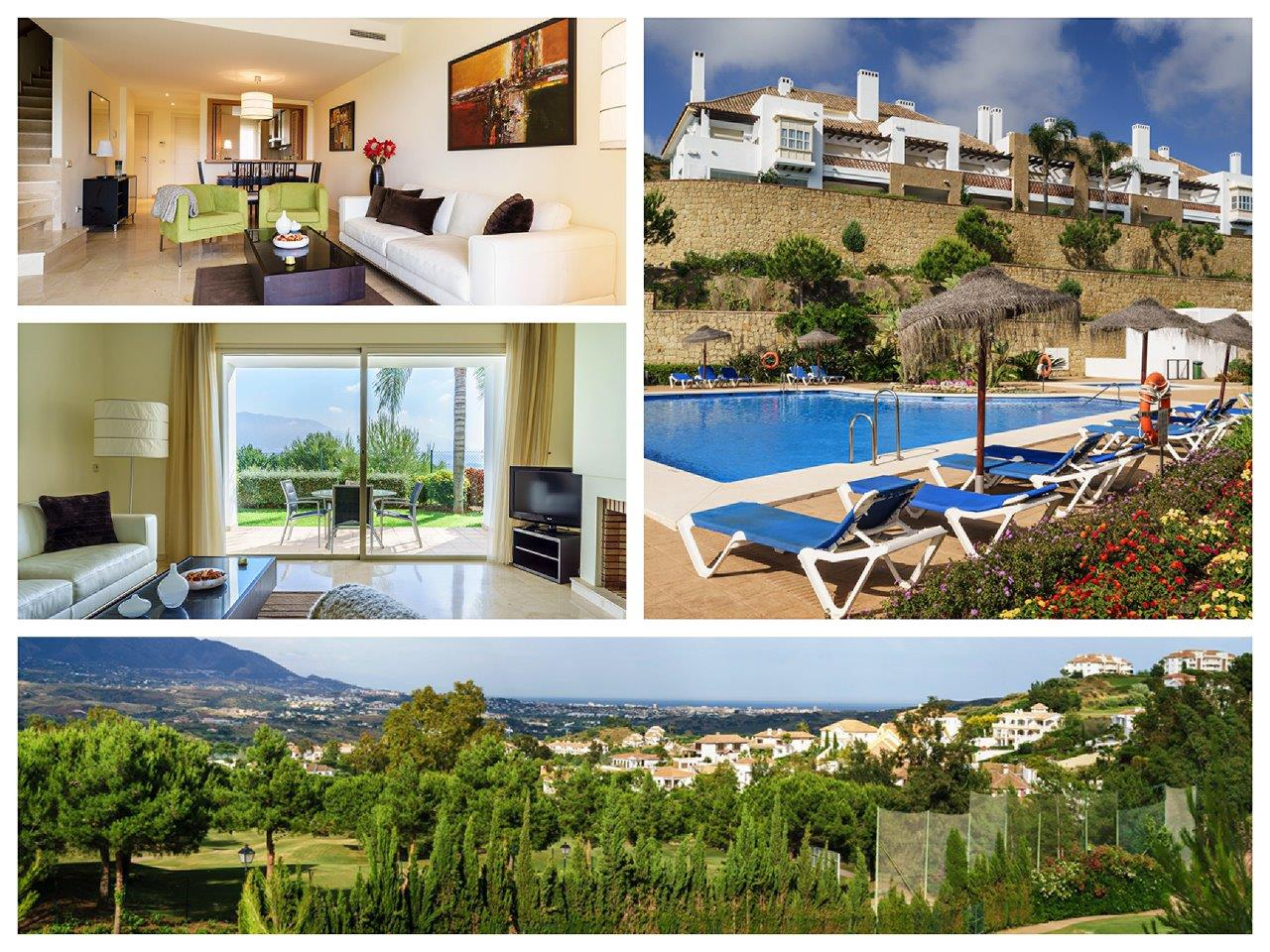 a2c2aba3e8 Townhouse in La Cala Golf (Mijas Costa) for sale - urbanization ...