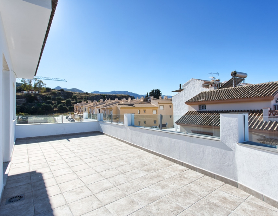 Townhouse in Alhaurin de la Torre center for sale