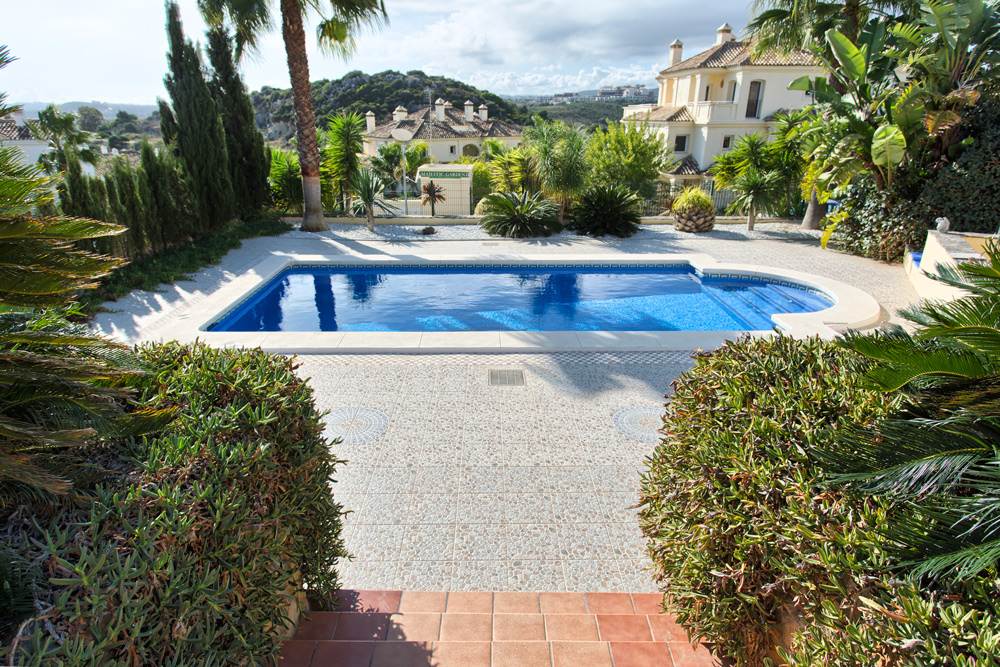 Detached villa in Casares for sale