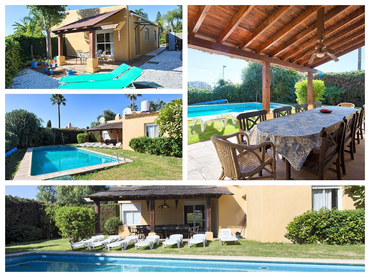 Villa in Valle del Sol - San Pedro de Alcantara te koop