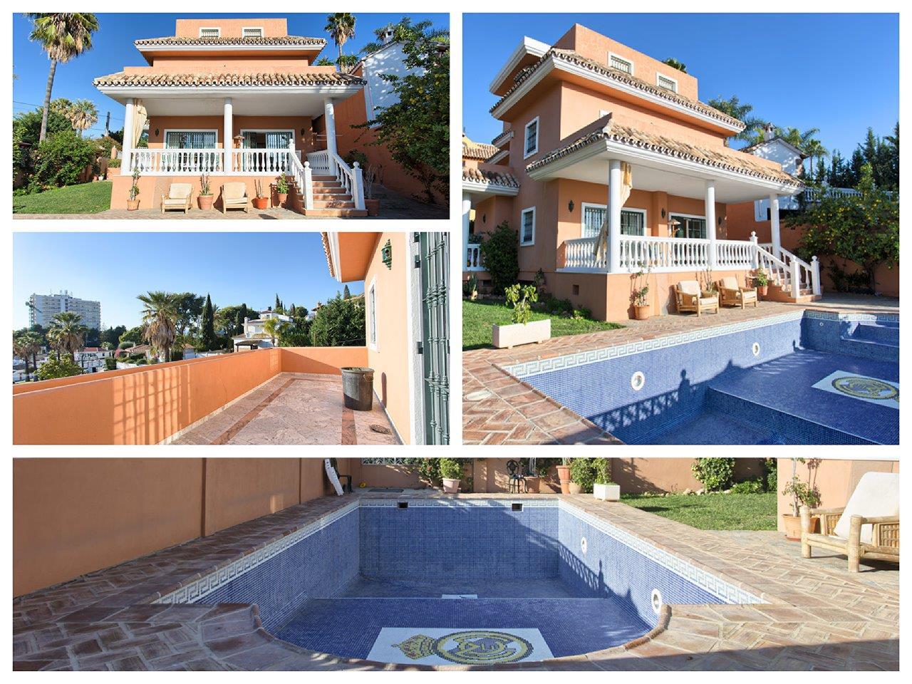 Detached villa in Nueva Andalucia for sale