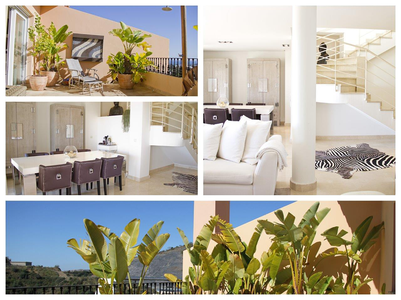 Penthouse in Vista Real Marbella te koop