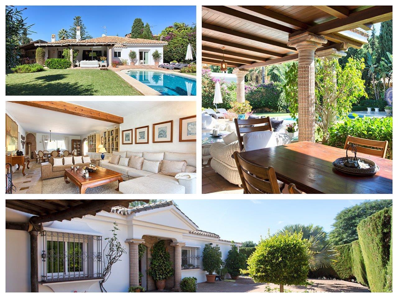 Villa in El Paraiso Barronal - Estepona te koop