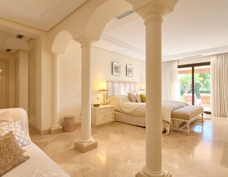 Luxury apartment in Aloha Park Marbella for sale