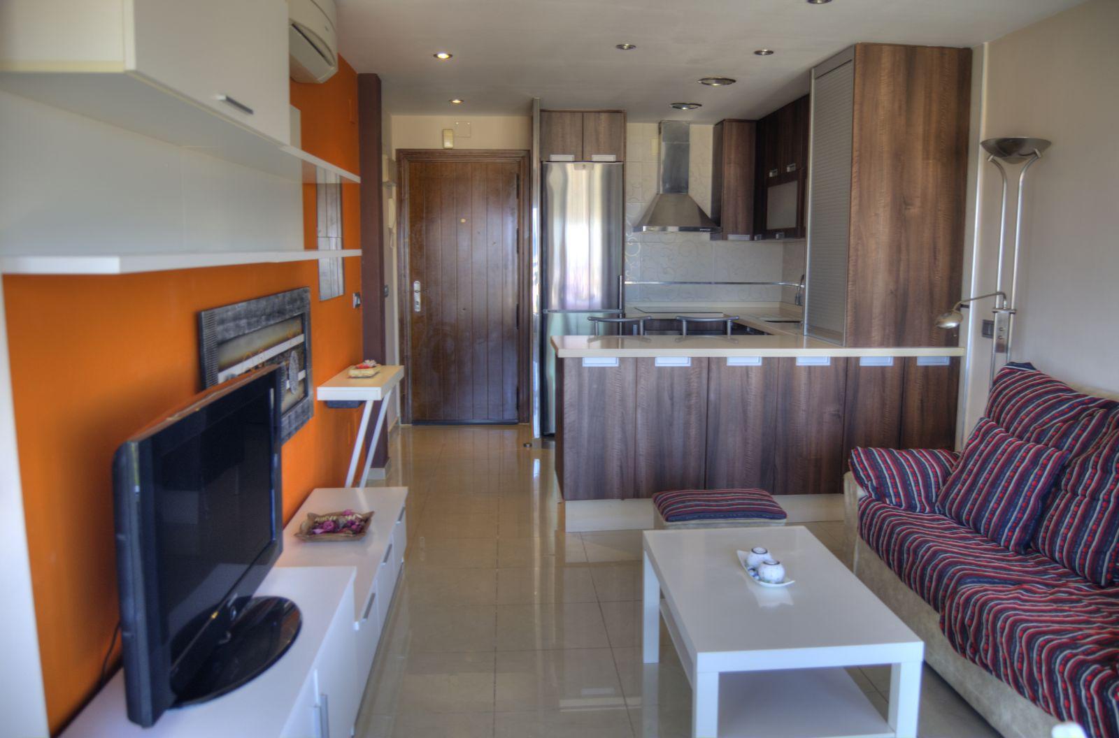Apartment in Benalmadena Costa for sale