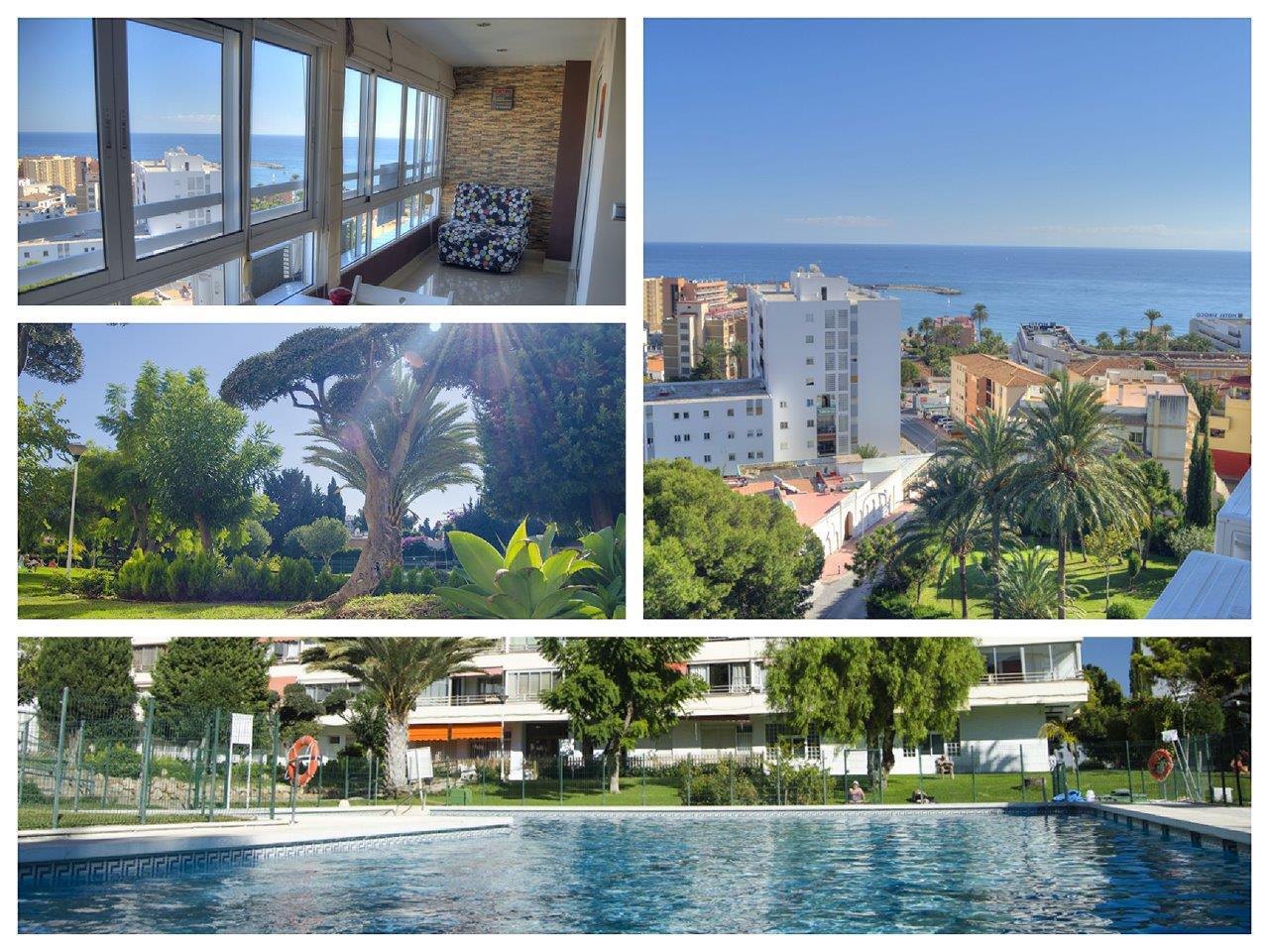 Appartement in Benalmadena Costa te koop