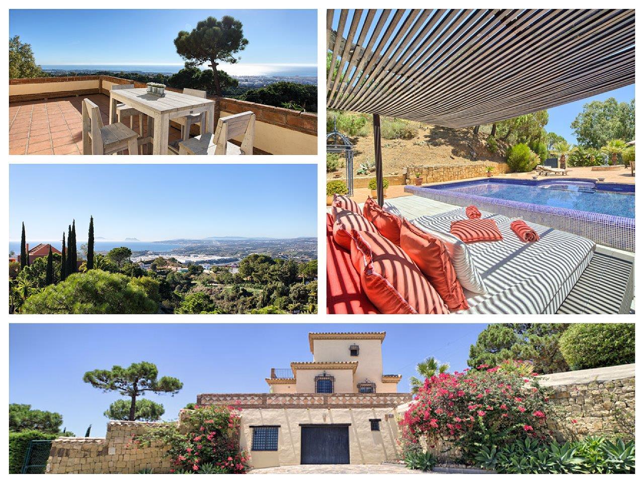 Villa te koop in Estepona Puerta de los Reales