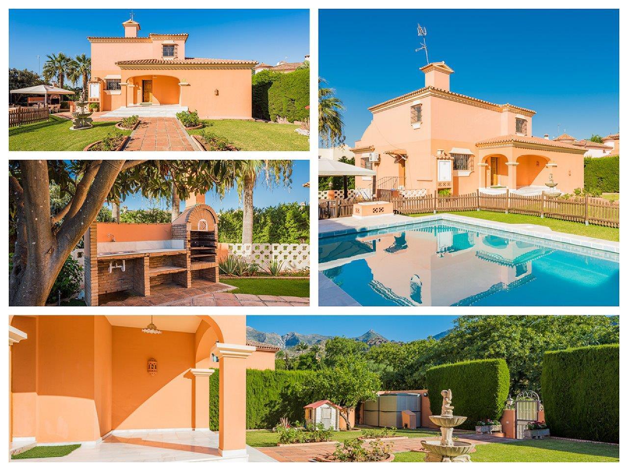 Villa in Huerta del Prado Marbella te koop