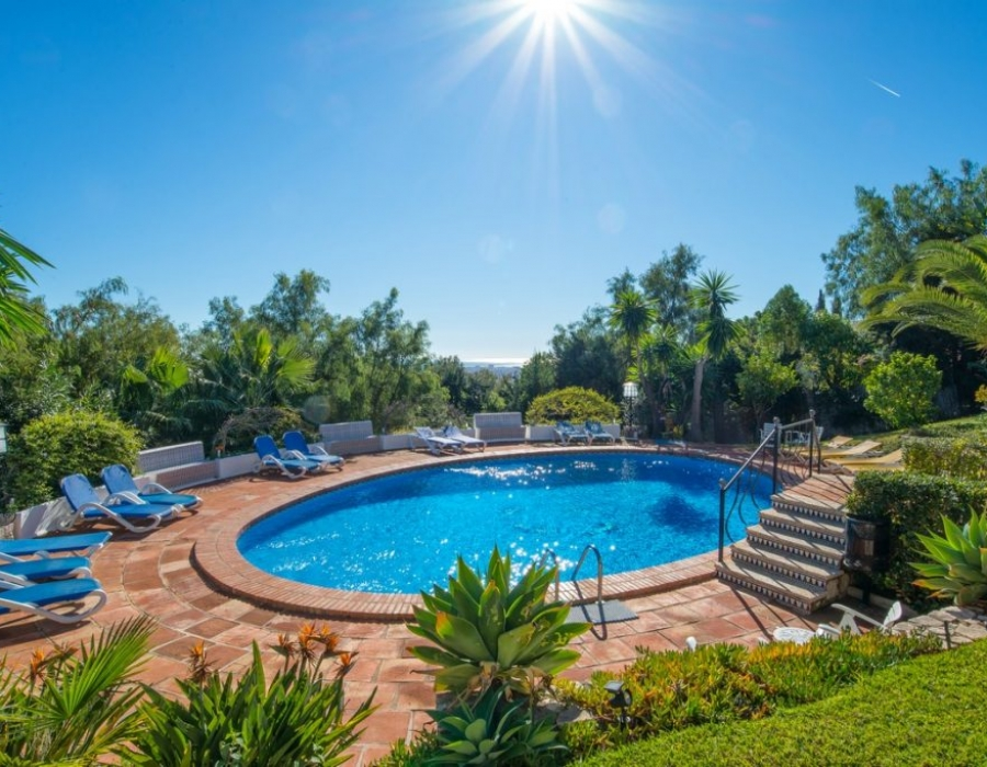 Villa in Campo Mijas for sale