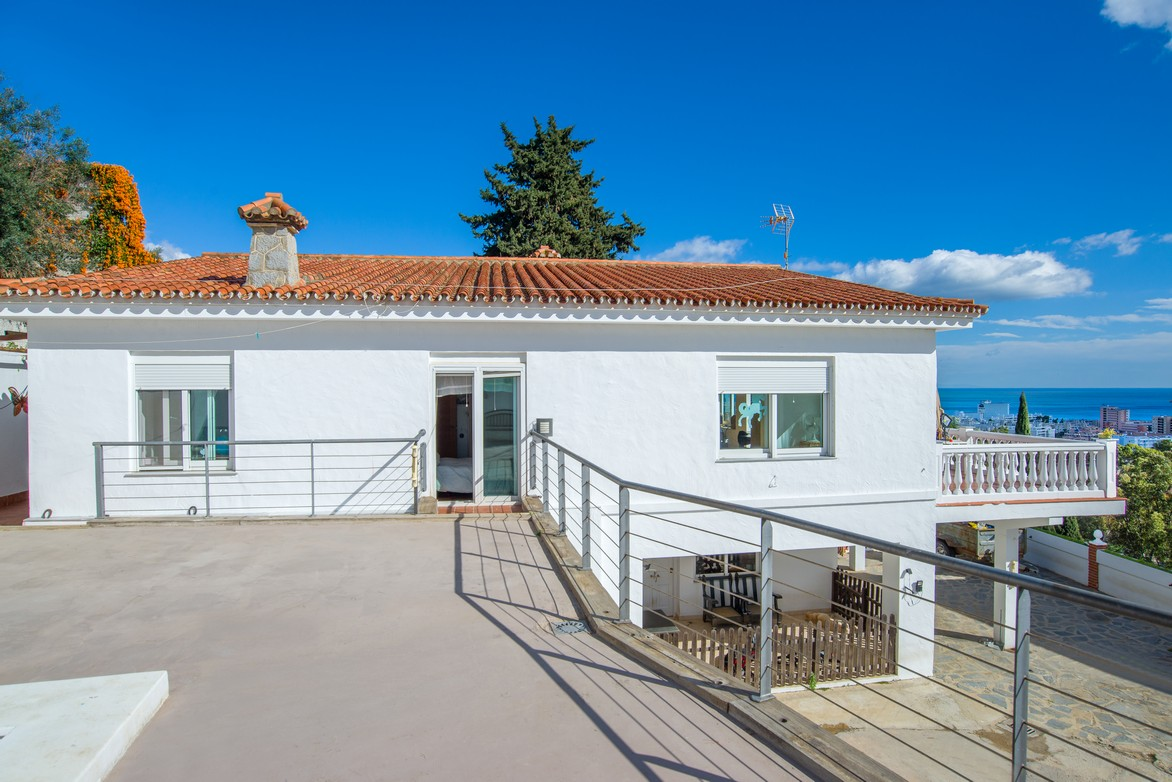 Detached villa in Torremolinos (El Pinar) for sale