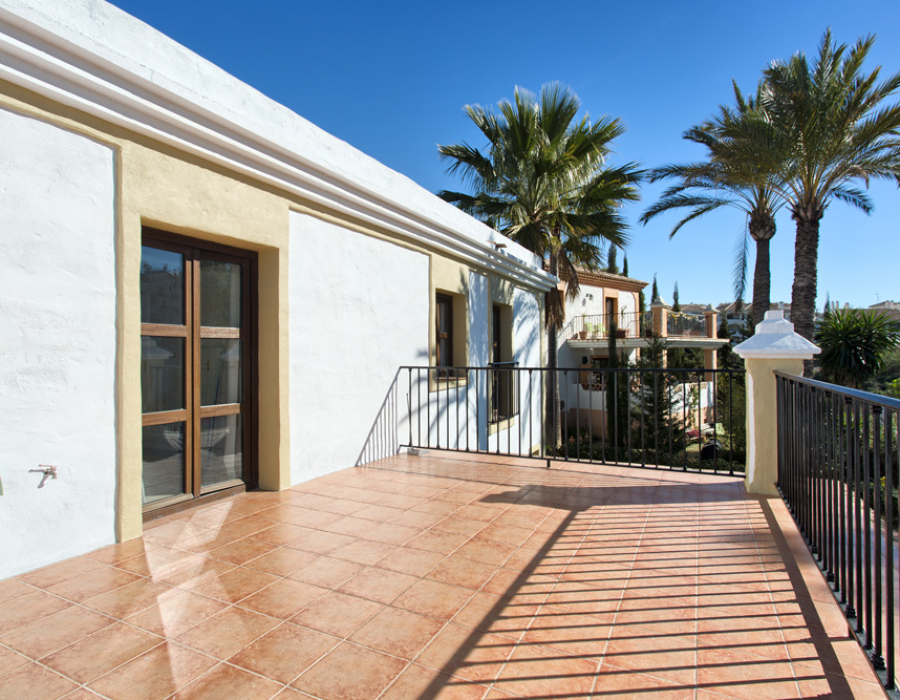 Villa in La Resina Golf Estepona for sale