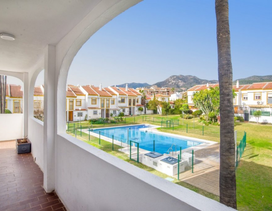 Townhouse in El Saltillo Torremolinos for sale