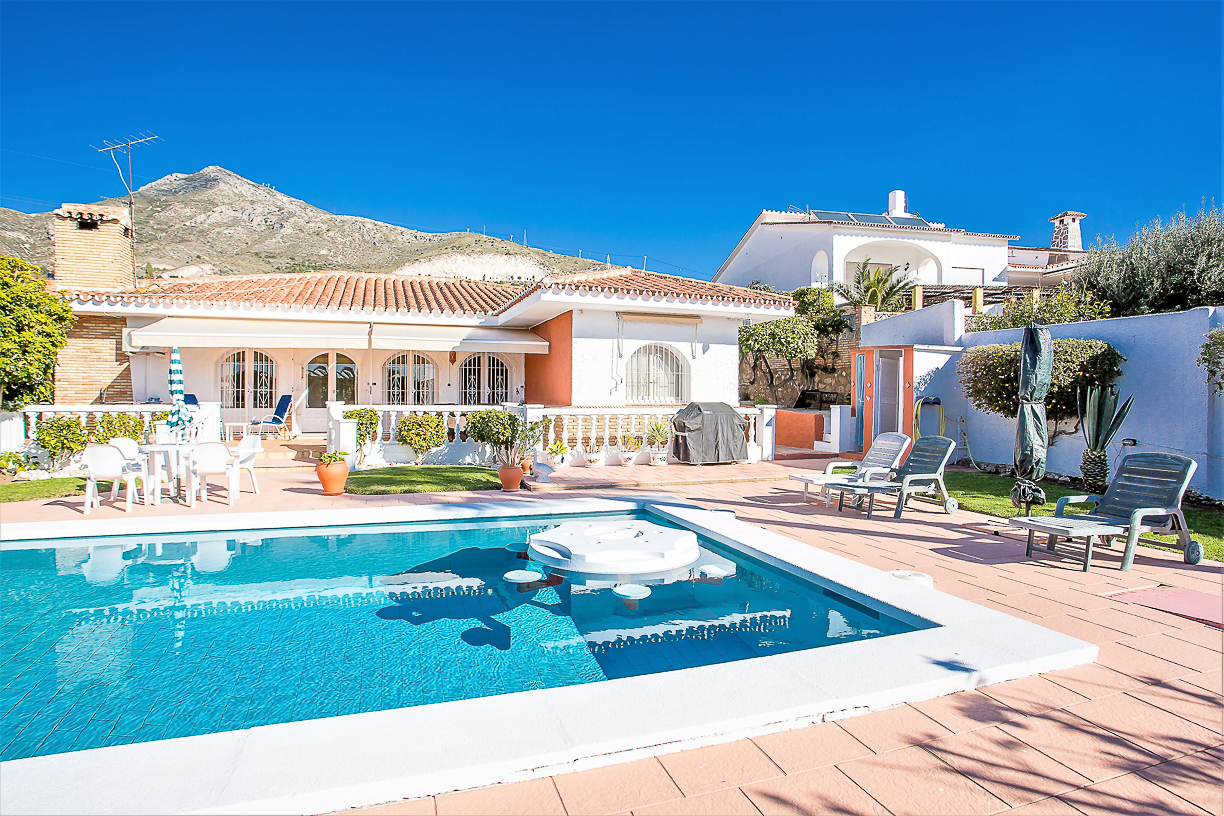 Villa in Monte Alto Benalmadena Costa for sale
