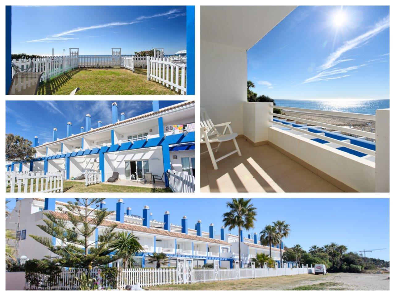 Beach house in Estepona (El Saladillo) for sale