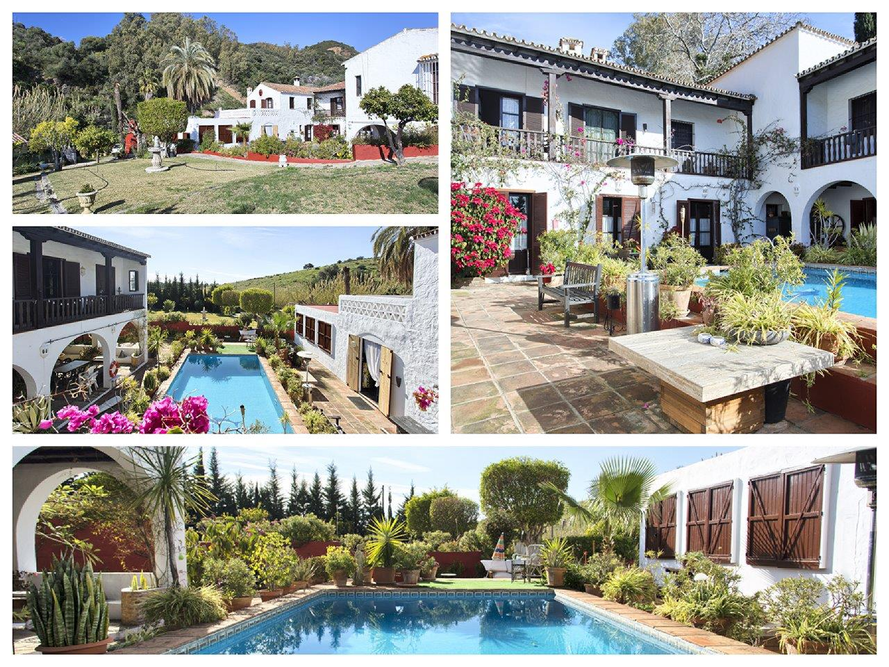 Cortijo in Estepona for sale