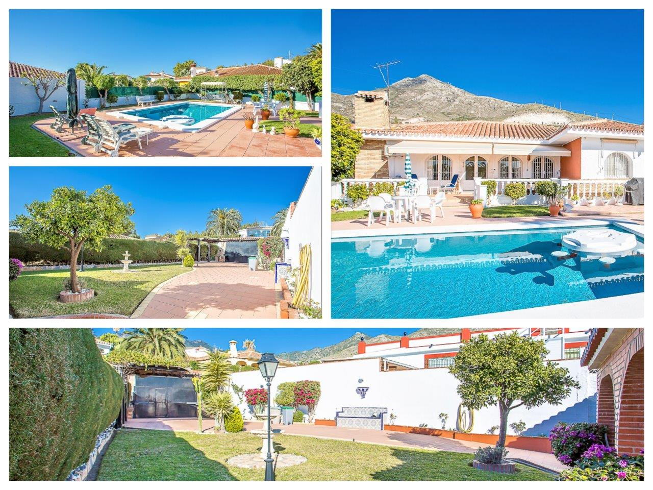 Villa in Monte Alto Benalmadena Costa te koop