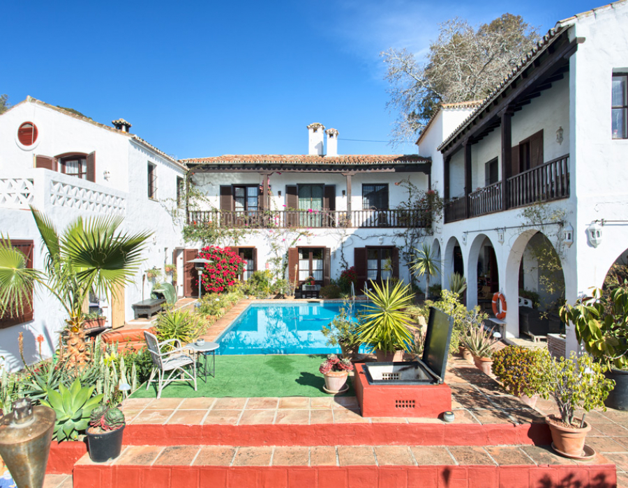 Cortijo en Estepona for sale