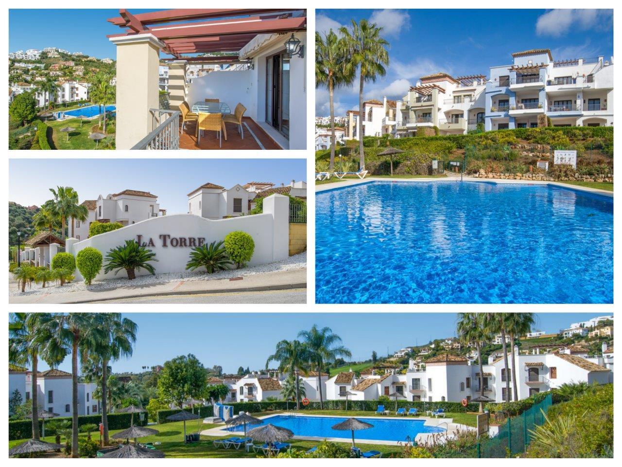 Appartement in Los Arqueros - La Torre - Benahavis te koop
